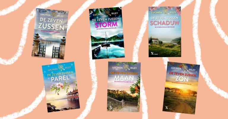 De zeven zussen boekenserie